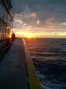 Sunrise on Sunday