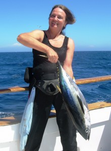 My Yellowfin - Yes, I got one twoo