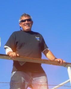 Captain of the Oceanside 95, Rick Slavkin