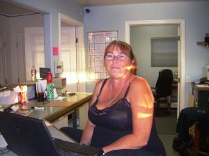 Helgren's Office - Tara