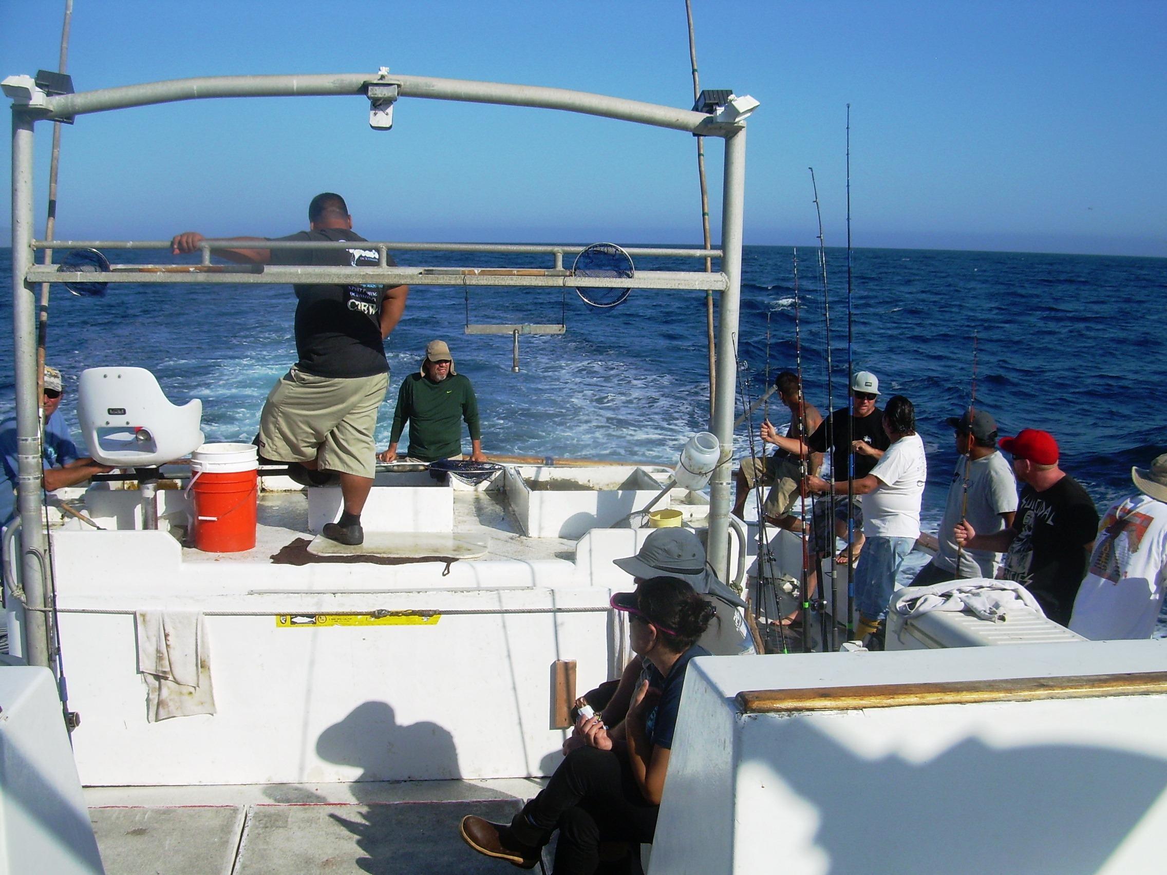 Electra oceanside september 13 2014 overnight for Oceanside fish report