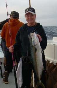 My first Yellowtail of the day