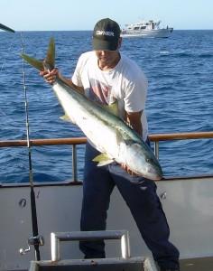 Jackpot fish at 29.7 pounds