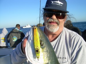 Danny's Pacific Lures Jig Fish